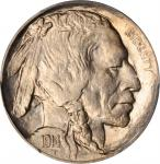 1914-D Buffalo Nickel. MS-65 (PCGS).