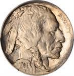 1914-D Buffalo Nickel. MS-65 (PCGS).