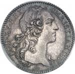 """USA Amérique-Canada (colonies françaises), Louis XV (1715-1774). Jeton """"PARAT ULTIMA TERRA TRIUMPHOS"""