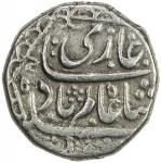 MUGHAL: Shah Alam Bahadur, 1707-1712, AR heavy rupee 4011。71g41, Tatta, AH1124 year 6, KM-mdash, Zen
