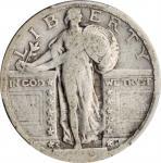 1919-S Standing Liberty Quarter. Good-6 (PCGS).