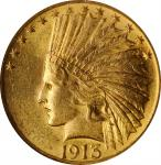 1913 Indian Eagle. MS-62 (NGC).