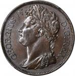 IRELAND. Penny, 1822. PCGS MS-64 BN Secure Holder.