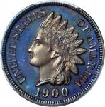 1900 Indian Cent. Proof-66 BN (PCGS).
