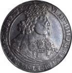 POLAND. Danzig. Taler, 1640-GR. Wladislaus IV Vasa (1632-48). NGC AU-50.