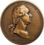 Washington Before Boston medal. Fifth Paris Mint issue (ca. early 20th century). First Issued Obvers