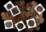 民国时期钱币一组148枚 优美