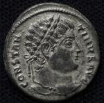 Roman Empire ローマ帝国 AE Folis Constantine I コンスタンティヌス1世 AD307~337 EF