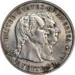 1900 Lafayette Silver Dollar. MS-62 (PCGS).