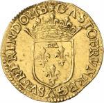 Monnaies provinciales DOMBES Gaston d Orleans, 16271650