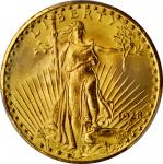 1928 Saint-Gaudens Double Eagle. MS-66+ (PCGS). CAC.