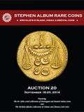 SA2014年9月加州(#20)-钱币专场