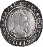 IRELAND. Shilling, ND. James I (1603-25). PCGS FINE-15 Secure Holder.