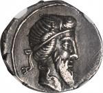 ROMAN REPUBLIC. Q. Titius. AR Denarius (4.08 gms), ca. 90 B.C.
