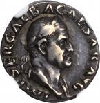 GALBA, A.D. 68-69. AR Denarius (3.49 gms), Rome Mint. NGC Ch VF, Strike: 5/5 Surface: 4/5. Fine Styl
