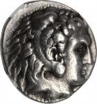 SYRIA. Seleukid Kingdom. Seleukos I Nikator, 312-281 B.C. AR Tetradrachm, Babylon Mint, as Satrap, c