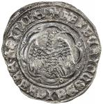 SPAIN: CATALONIA-ARAGON: Frederick IV of Sicily, 1355-1377, AR pirral (3.21g), ND, Crusafont-327-AAB