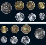 11661   1980年中国人民银行发行精装套币一组