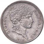 Italian coins;NAPOLI Murat (1808-1815) Lira 1813 - Magliocca 421 AG (g 4.91) R Minimi colpetti al bo