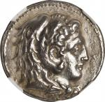 MACEDON. Kingdom of Macedon. Philip III, 323-317 B.C. AR Tetradrachm, Babylon Mint, ca. 323-317 B.C.