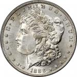 1888-S Morgan Silver Dollar. MS-65 (PCGS). CAC.