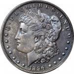 1896 Morgan Silver Dollar. Proof-66 (PCGS).