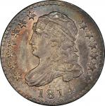 1814 Capped Bust Dime. John Reich-4. Rarity-2. Large Date. Mint State-65 (PCGS).