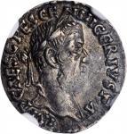 PESCENNIUS NIGER, A.D. 193-194. AR Denarius, Antioch Mint. NGC Ch EF, Strike: 4/5 Surface: 4/5.
