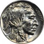 1936 Buffalo Nickel. Brilliant Proof-68 (PCGS). CAC.