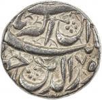 Lot 2390 MUGHAL: Jahangir, 1605-1628, AR jahangiri rupee 4013.63g41, Qandahar, AH1021 year 7, KM-155