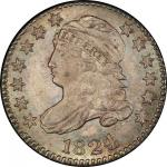 1824/2 Capped Bust Dime. John Reich-1. Rarity-1. Mint State-66 (PCGS).