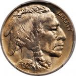 1926 Buffalo Nickel. MS-67 (PCGS).