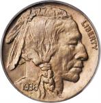 1936 Buffalo Nickel. Satin Proof-66 (PCGS). CAC. OGH.