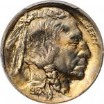 1913 Buffalo Nickel. Type II. MS-67 (PCGS). Gold Shield Holder.