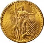 1928 Saint-Gaudens Double Eagle. MS-66 (PCGS).