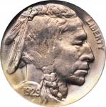 1929-D Buffalo Nickel. MS-65 (PCGS). OGH.