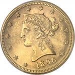 USA République fédérale des États-Unis d'Amérique (1776-à nos jours). 10 dollars Liberty 1896, Phila