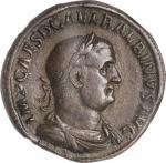 BALBINUS, A.D. 238. AE Sestertius (24.40 gms), Rome Mint. NGC Ch VF, Strike: 5/5 Surface: 3/5.