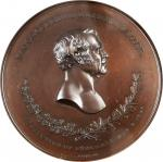 1848 Major General Zachary Taylor / Battle of Buena Vista Medal. By Charles Cushing Wright. Julian M