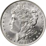 1881-O Morgan Silver Dollar. MS-65 (PCGS).