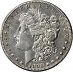 1893-CC Morgan Silver Dollar. EF-45 (PCGS).