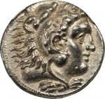 MACEDON. Kingdom of Macedon. Alexander III (the Great), 336-323 B.C. AR Tetradrachm, Sidon Mint, ca.