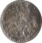 George Washington Inaugural Button. Eagle and Star. Cobb-17, for type, DeWitt-GW 1789-3, for type. C