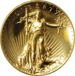 MMIX (2009) Ultra High Relief $20 Gold Coin. MS-70 (NGC).