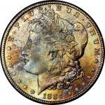 1884-CC GSA Morgan Silver Dollar. MS-67 * (NGC).