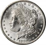 1880-CC GSA Morgan Silver Dollar. MS-66 (NGC).