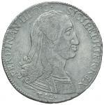 Italian coins;PALERMO Ferdinando III (1759-1816) 12 Tarì 1798 - MIR 603/4 AG (g 27.13) - BB;130