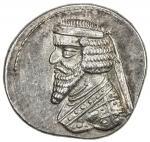 PARTHIAN KINGDOM: Phraates III, 70-57 BC, AR drachm (4.17g), Mithradatkart (struck ca. 62-57 BC), Se