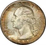 1957 Washington Quarter. MS-67 (PCGS). CAC.