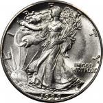 1929-S Walking Liberty Half Dollar. MS-66+ (PCGS). CAC.